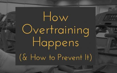 How Overtraining Happens, and How to Prevent It