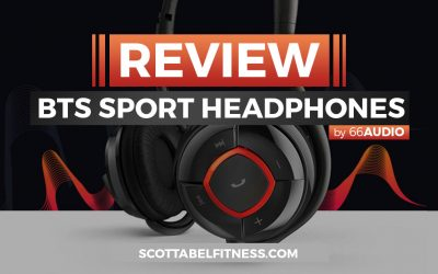 Review of the Audio66 BTS Sport Headphones