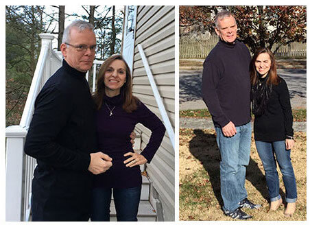 Awesome Husband and Wife Transformation Story