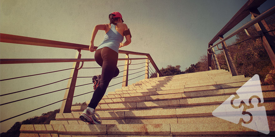 Stair Climb Workouts for Sculpted Calves and Legs